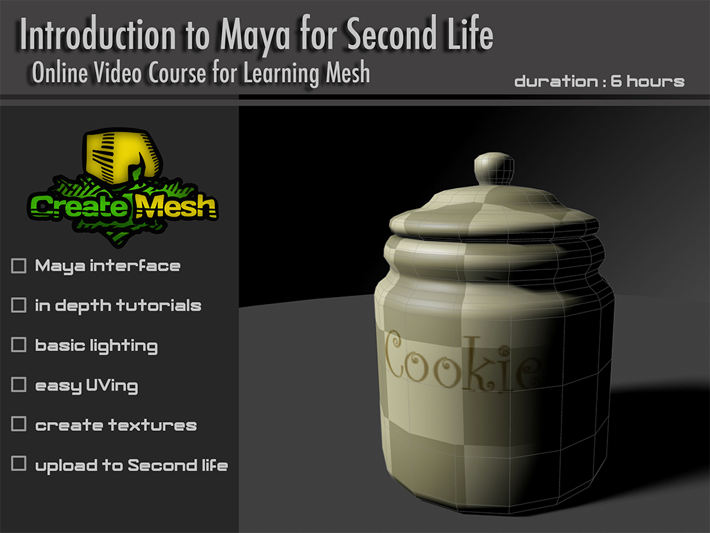 Online mesh courses create mesh baditri Image collections